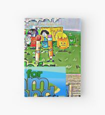 a BFDI Hardcover Journal