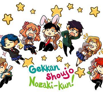 Gekkan Shoujo Nozaki-kun by VeloursRose