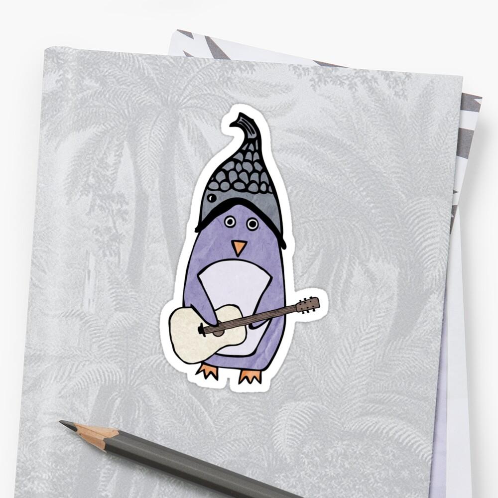 Something Great: Purple Penguin (Boys) by wonderful