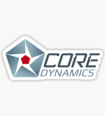 Elite Dangerous - Coredynamics Sticker