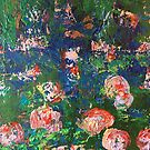 Chanelling Monet down by the lake by selenasmith