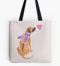 Watercolour Rhodesian Ridgeback Tote Bag