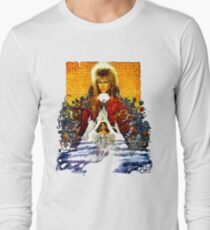 Labyrinth Poster Long Sleeve T-Shirt