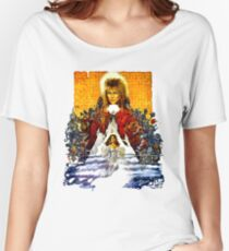 Labyrinth Poster Women's Relaxed Fit T-Shirt