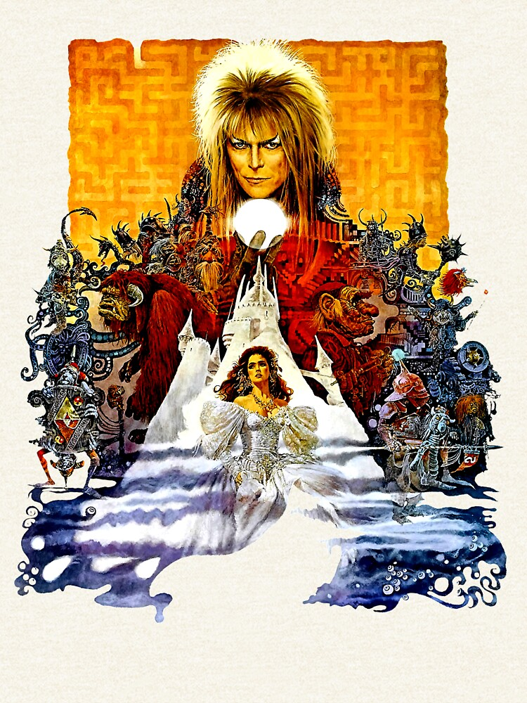Labyrinth Poster by UnconArt