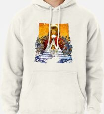 Labyrinth Poster Pullover Hoodie