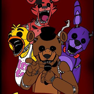five nights at freddy's by spiderman3231