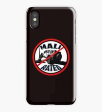 MALL CRAWLER-MALL RATED iPhone Case/Skin