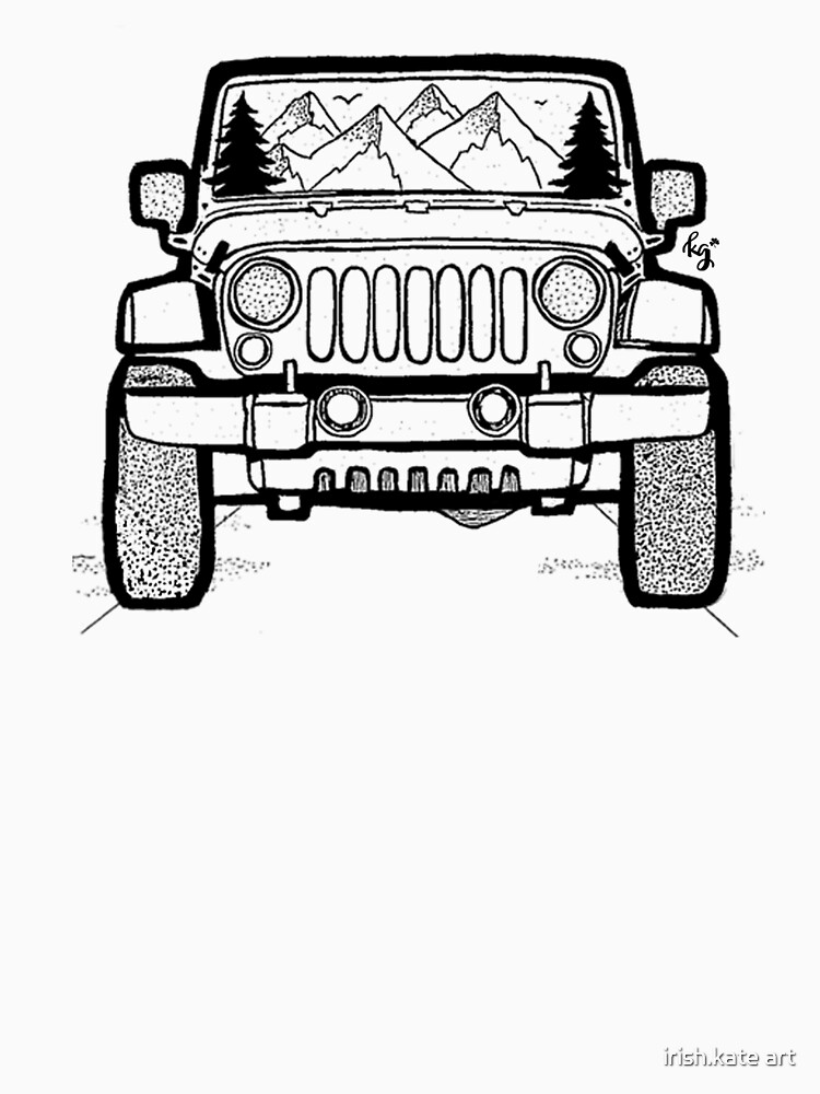 Jeep Adventure by irishkate