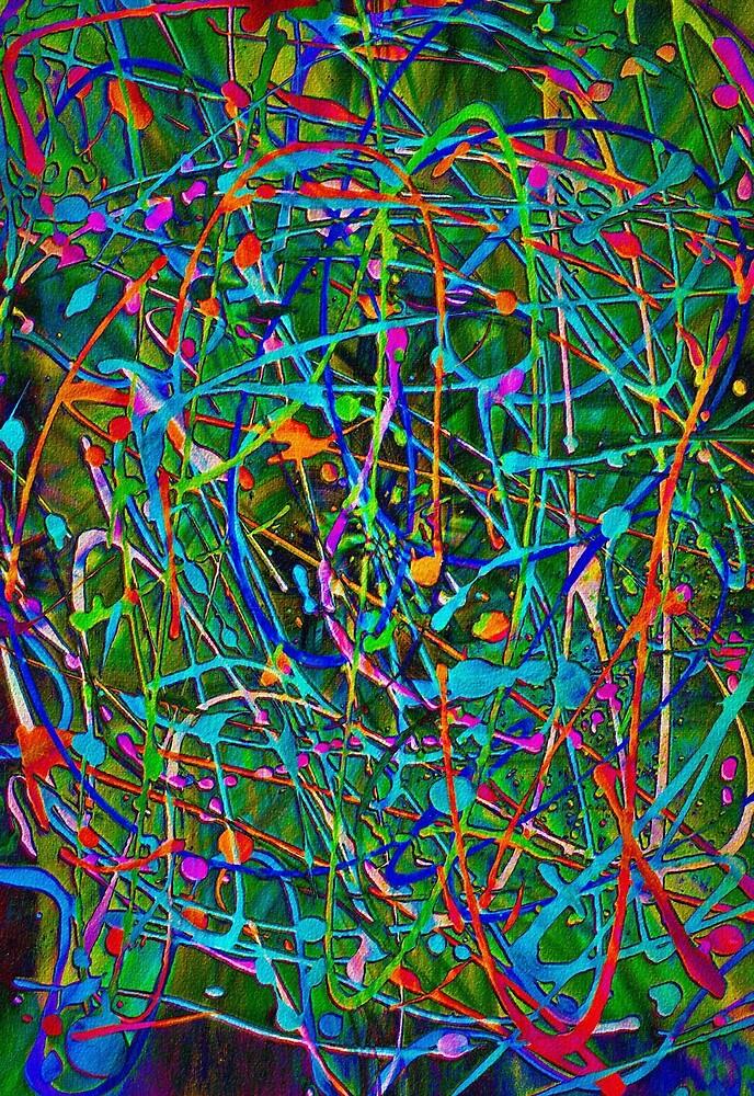 Where Lines Meet by Wib Dawson