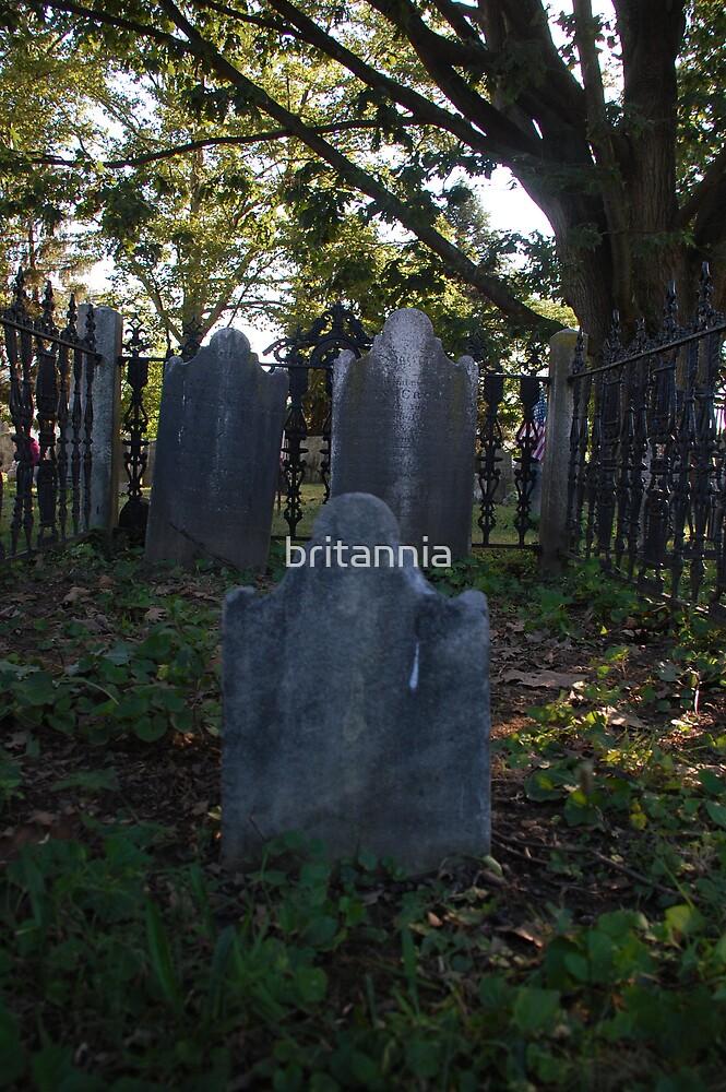 Graveyard by britannia