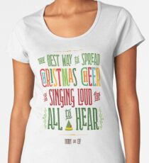Buddy the Elf - Christmas Cheer Women's Premium T-Shirt