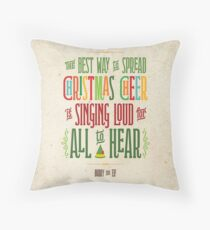 Buddy the Elf - Christmas Cheer Floor Pillow
