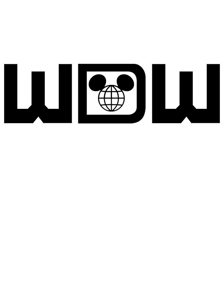 WDWBlackWide by WDWretro