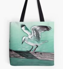 Gulls Tote Bag