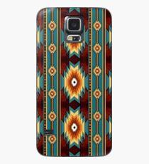 Funda/vinilo para Samsung Galaxy patrón étnico sudoeste navajo