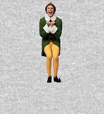 BUDDY THE ELF! Will Ferrell Elf Christmas movie Kids Pullover Hoodie