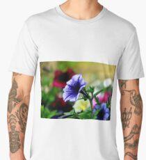Flower Men's Premium T-Shirt