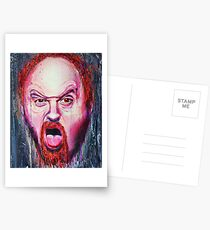 Louis C.K  Postcards