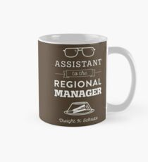 The Office Dunder Mifflin - Assistant to the Regional Manager Mug