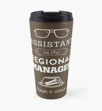 The Office Dunder Mifflin - Assistant to the Regional Manager Travel Mug