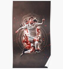 Marco Asensio - R. Madrid Poster