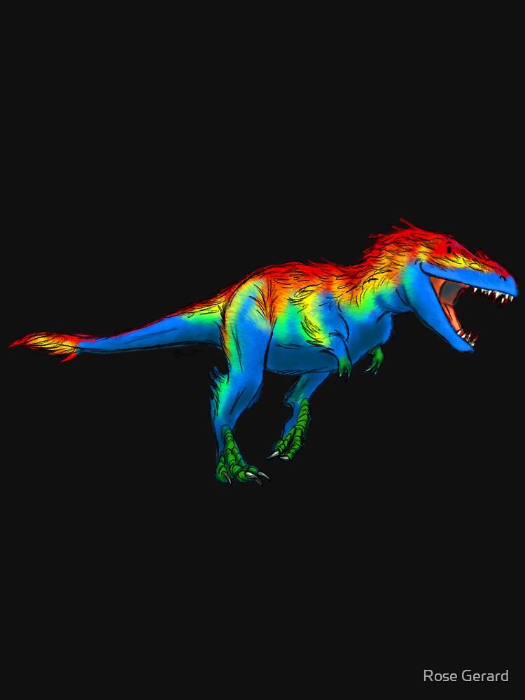 T-Rex! by arkadyrose