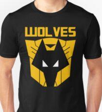 Wolverhampton Wanderers F.C. Transformers Unisex T-Shirt