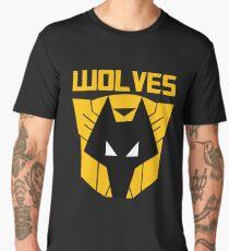 Wolverhampton Wanderers F.C. Transformers Men's Premium T-Shirt