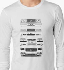 Volvo Fab Four Chassis Long Sleeve T-Shirt