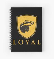 LOYAL Spiral Notebook