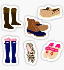 Shoe Sticker Assortment  Sticker