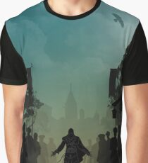 Warriors Landscapes - Assassins Creed - Ezio Graphic T-Shirt
