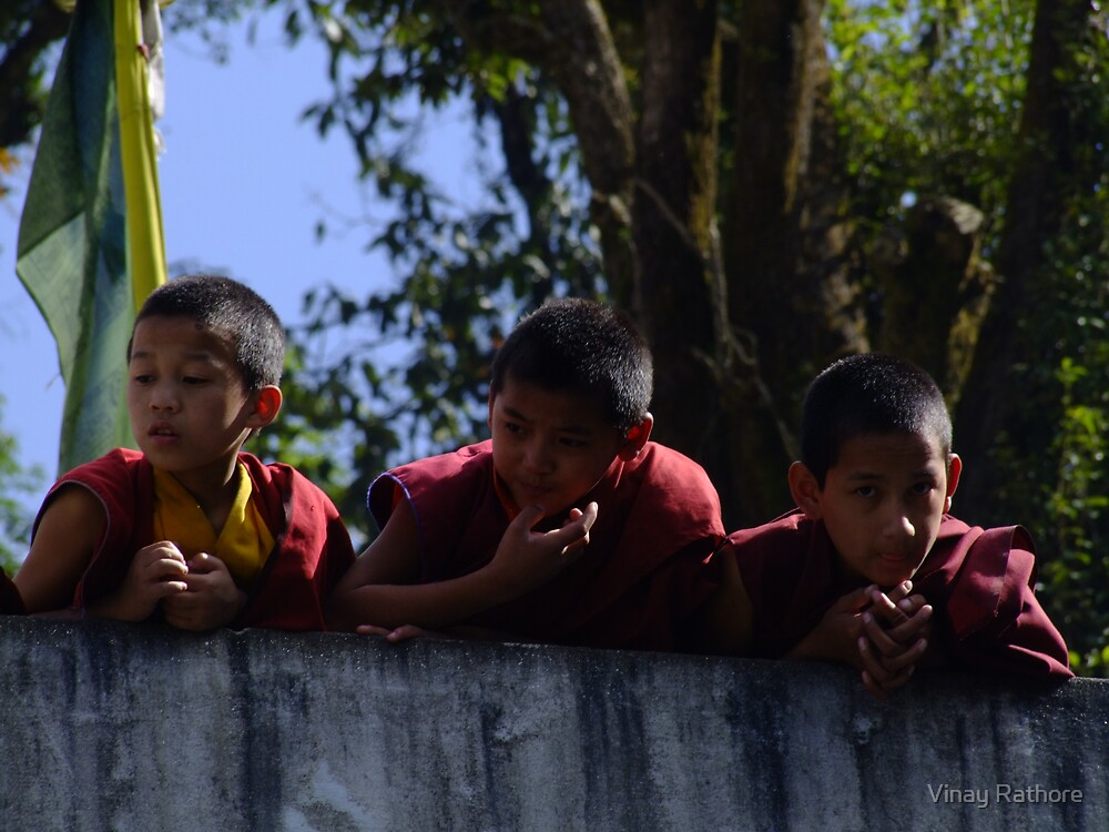The Life Outside by Vinay Rathore