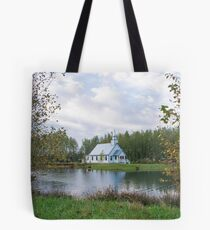 Fall in the Valley Tote Bag