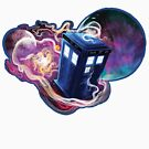 TARDIS by aunumwolf42