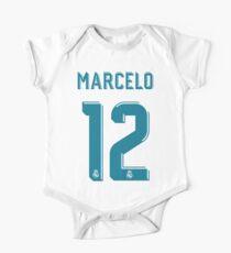 Body de manga corta para bebé Marcelo 2018
