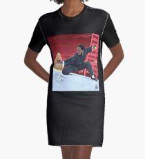 Kung Fu Kenny T-Shirt Kleid