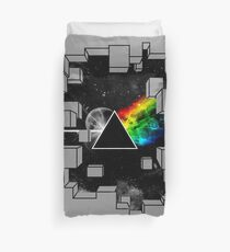 The Dark Side Of Pink Floyd Duvet Cover