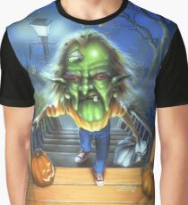 The Haunted Mask II Graphic T-Shirt