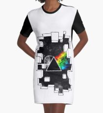 Pink Floyd T-Shirt Kleid