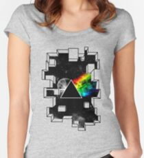 Pink Floyd Women's Fitted Scoop T-Shirt