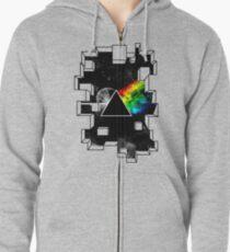 Pink Floyd Zipped Hoodie