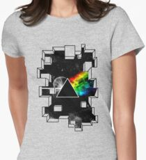 Pink Floyd Women's Fitted T-Shirt