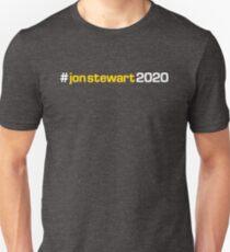 #jonstewart2020 Unisex T-Shirt