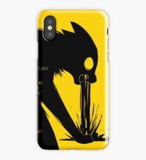 Nightcloud's Fury iPhone Case/Skin
