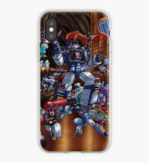 Cries and screams are music to my ears iPhone Case