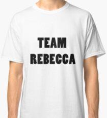 Crazy Ex-Girlfriend   Team Rebecca Classic T-Shirt