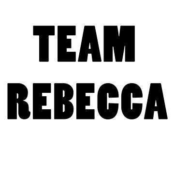 Crazy Ex-Girlfriend | Team Rebecca by happycamperYT