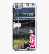 Sketching Reflections iPhone Case/Skin